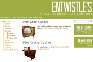 Entwistle's Vintage Furniture & Home Wares (Leeds)
