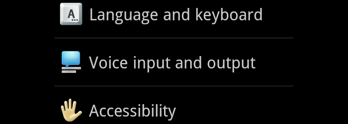 Turn Off Voice (Text to Speech) on Samsung Galaxy SII (GT-I9100) Smart Phone featured image