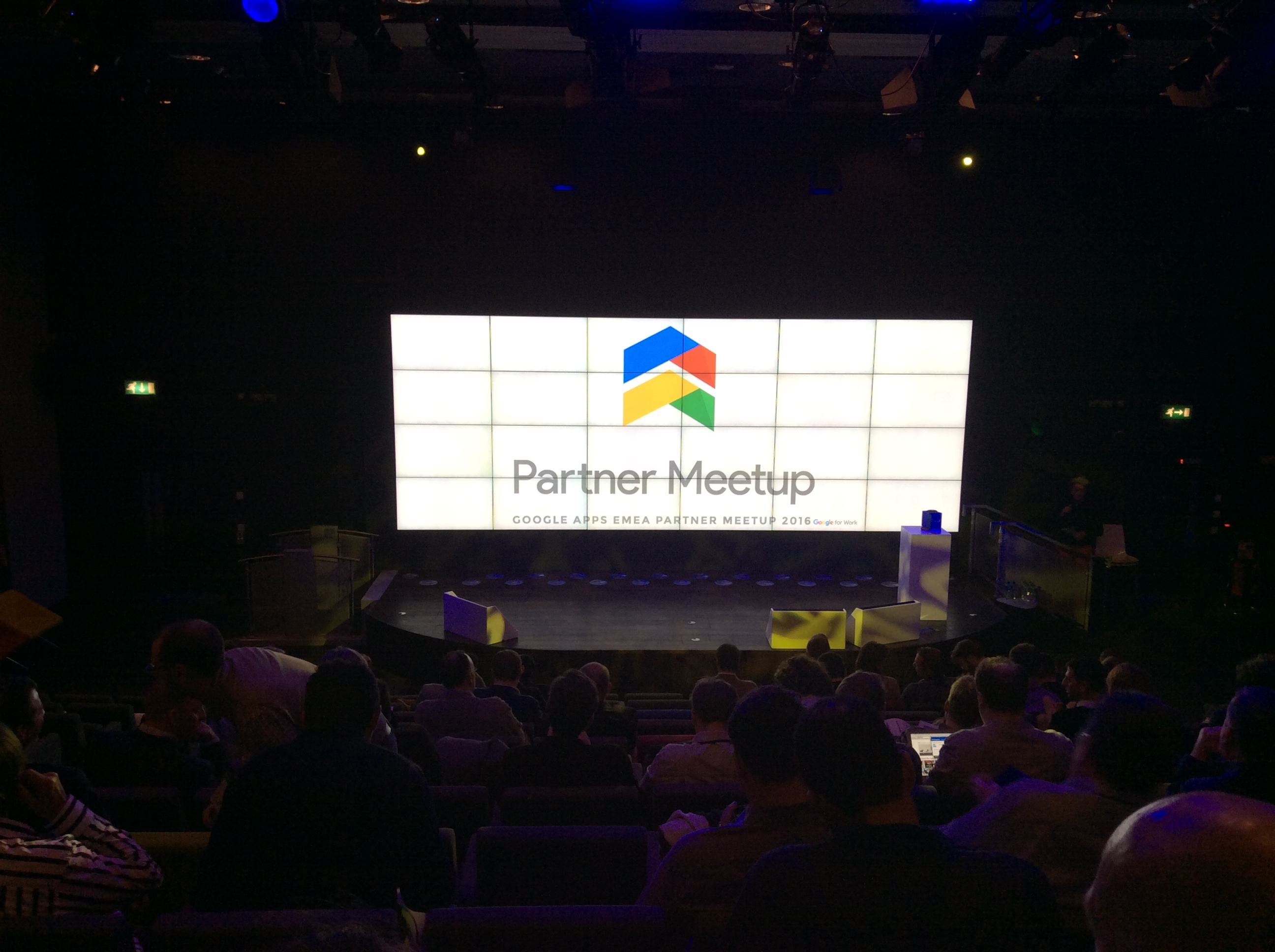Partner Meetup, Google Dublin