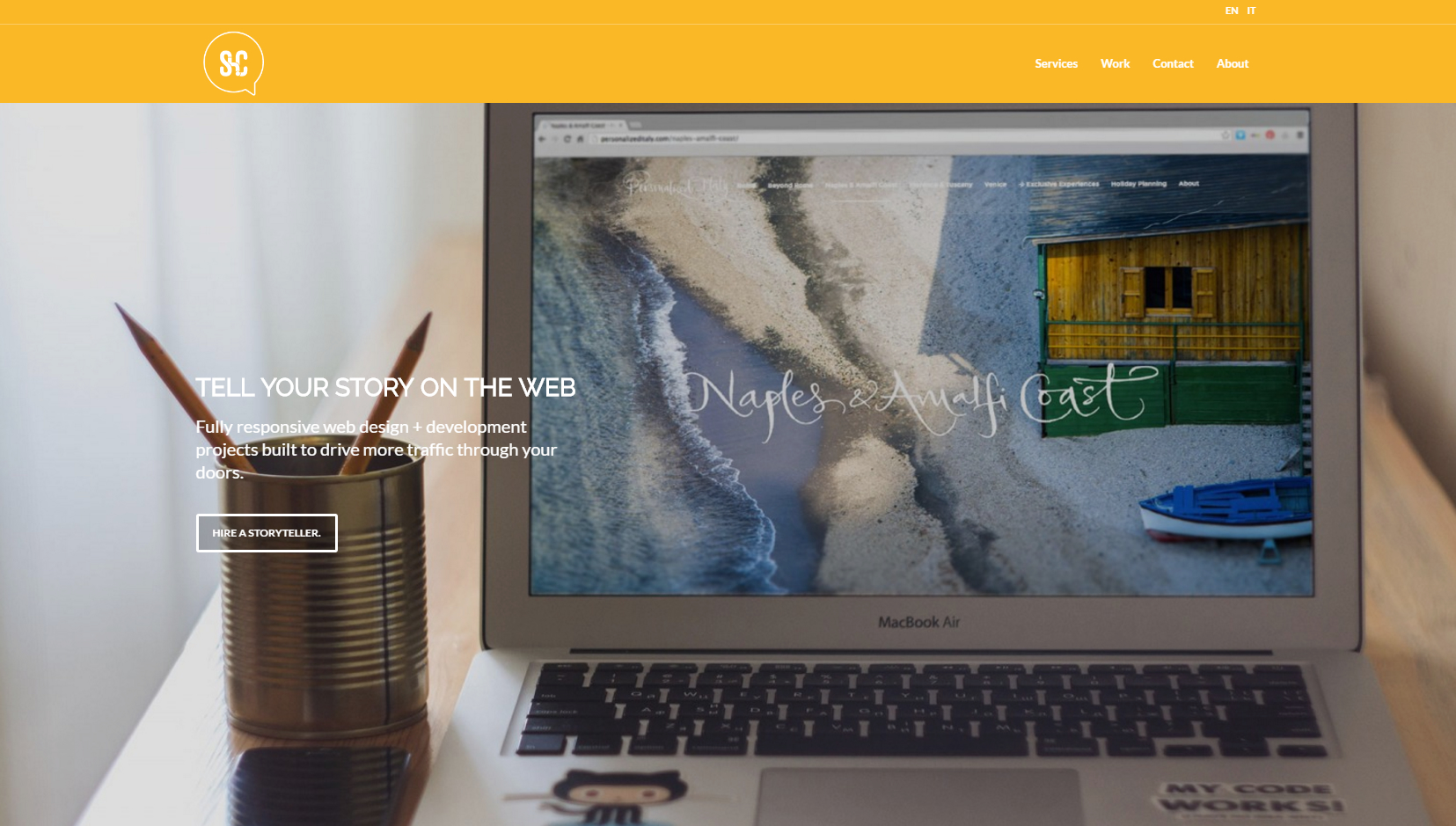 Case Study: Stripe Extension for WooCommerce Fix for SAYHELLO Creative – Digital Agency to the Hospitality Industry featured image