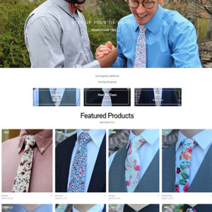 Clayton Clothing USA Homepage Screenshot