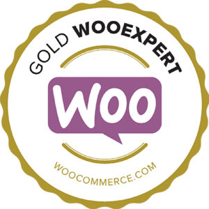 WooCommerce Gold Expert Badge