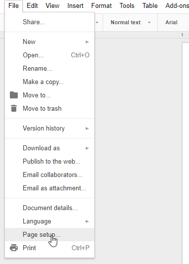 how to change your name on google docs