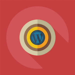 WordPress core icon