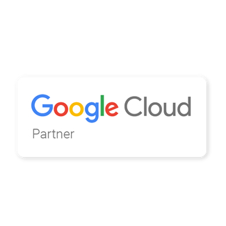 Google Cloud Partner Badge Square