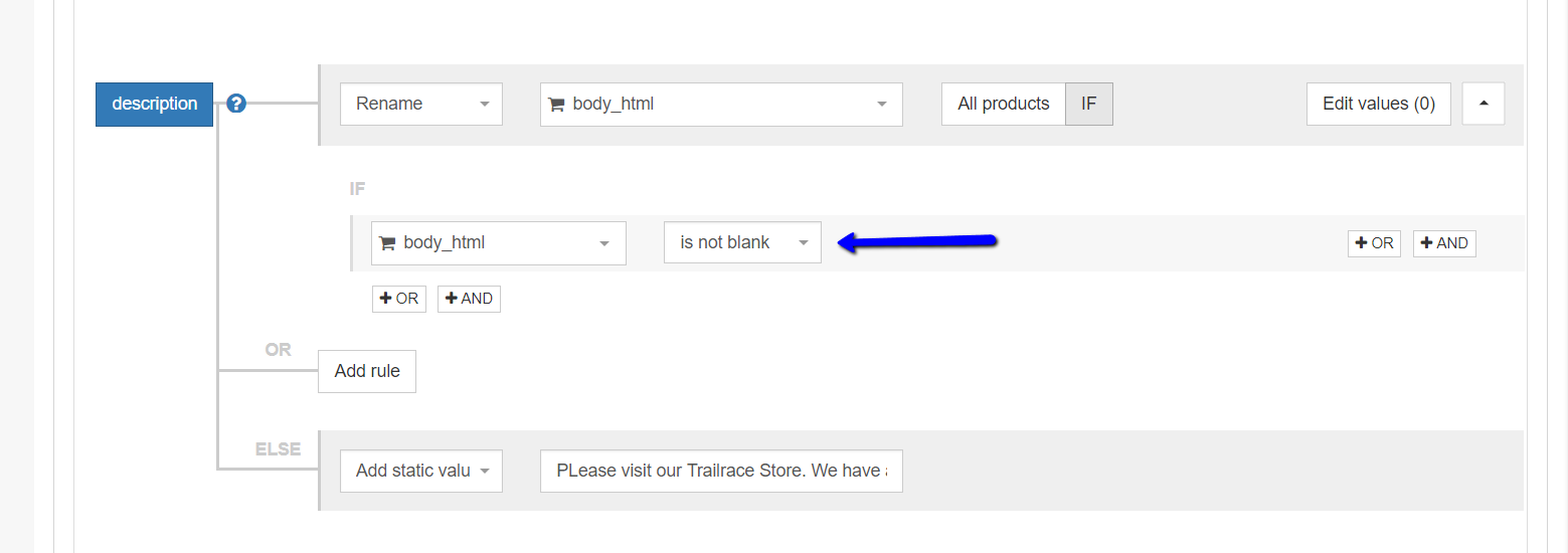 hot to map google shopping feeds