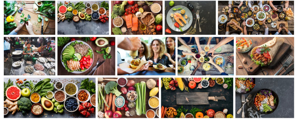 shutterstock food images