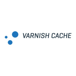 Varnish cache logo square white