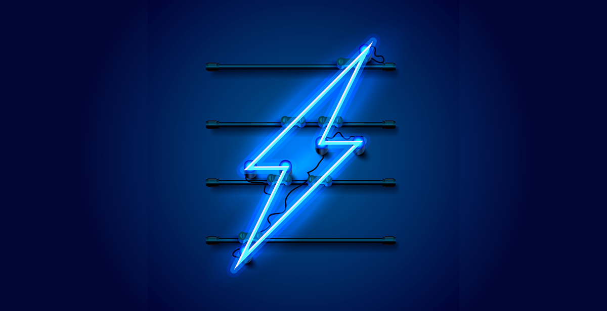 Lightning bolt feature image