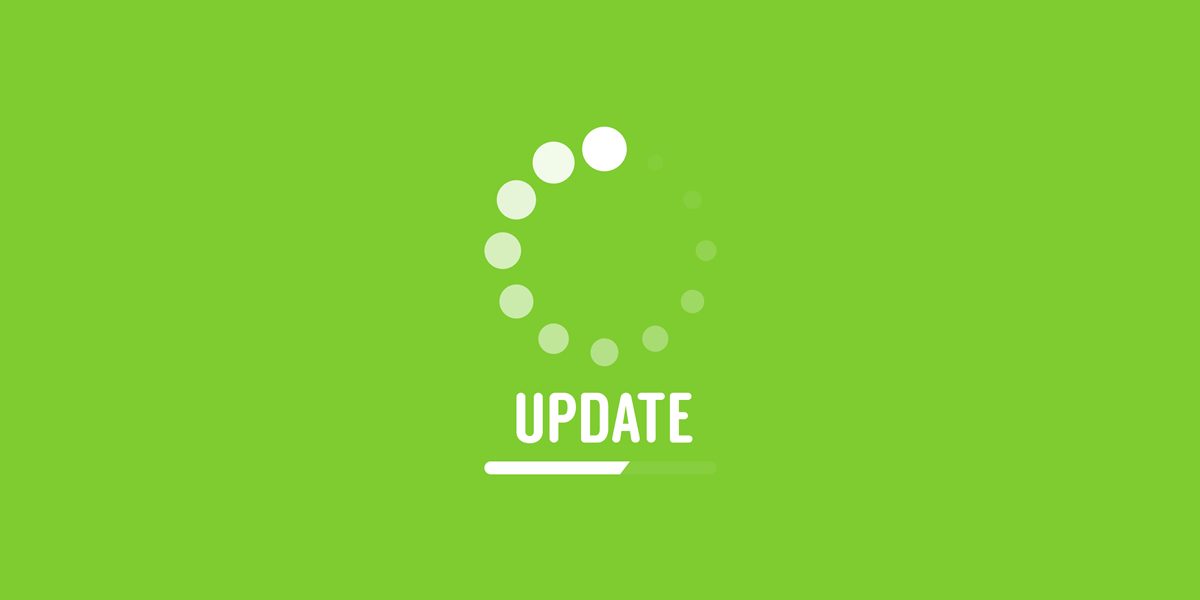 Update symbol icon green