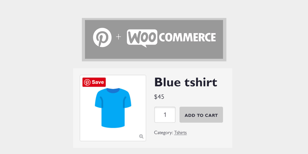 woocommerce pinterest extension for woocommerce