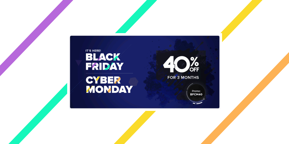 large cloudways black friday offer banner 2019