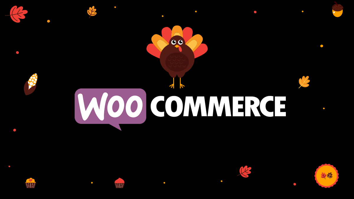 WooCommerce Thanksgiving Banner