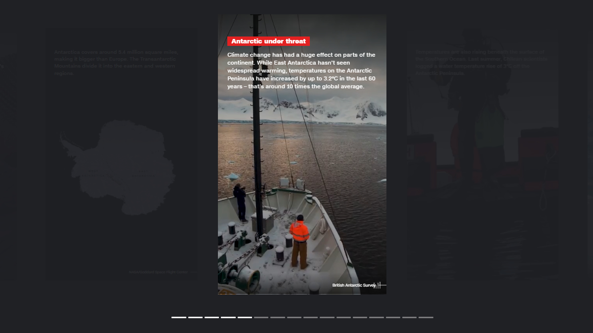 cnn example of using web stories