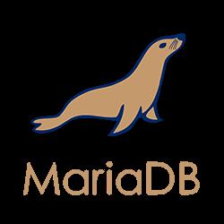 seal logo of maria D B